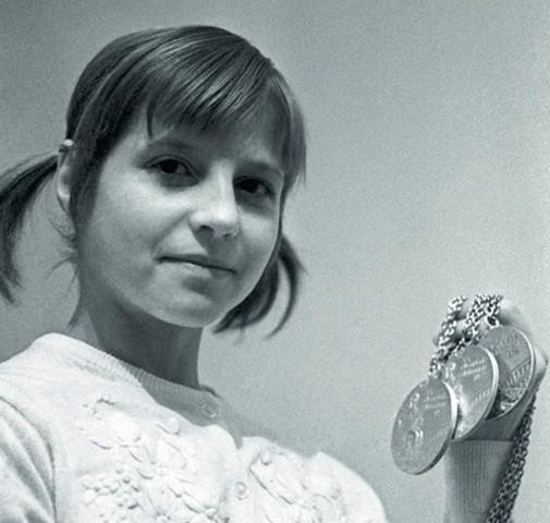 Ольга Корбут распродала все свои завоеванные медали