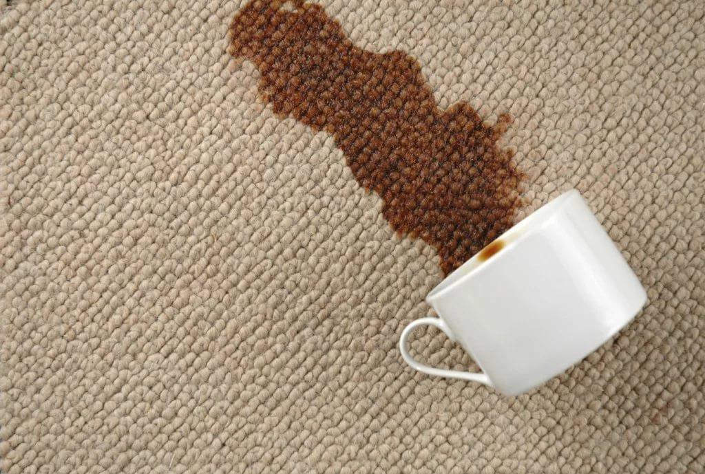 Как удалить пятно от кофе с платья фото