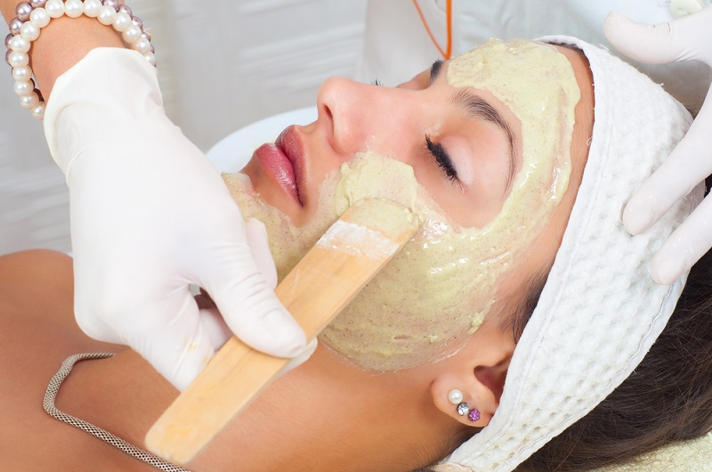 Дрожжевая маска Нефертити от морщин