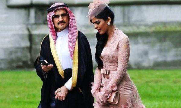 Жены Арабских Шейхов без паранджи