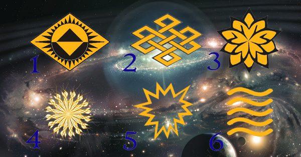Хотите узнать ответ на интересующий вас вопрос — просто мысленно задайте его и выберите символ