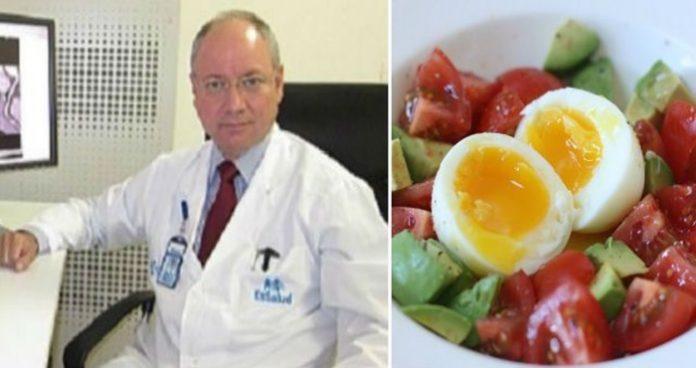 Почему кардиологи рекомендуют этот рацион питания, который поможет вам сбросить 10 килограмм за 1 неделю! (А также очищает артерии от плохого холестерола)