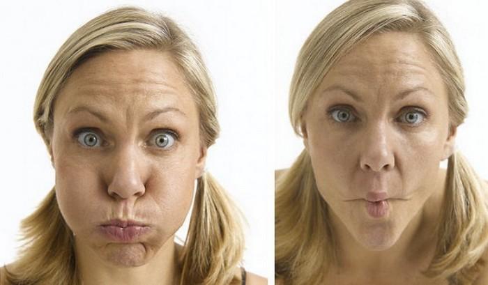 Избавляемся от обвисших щек: 12 специальных и простых упражнений