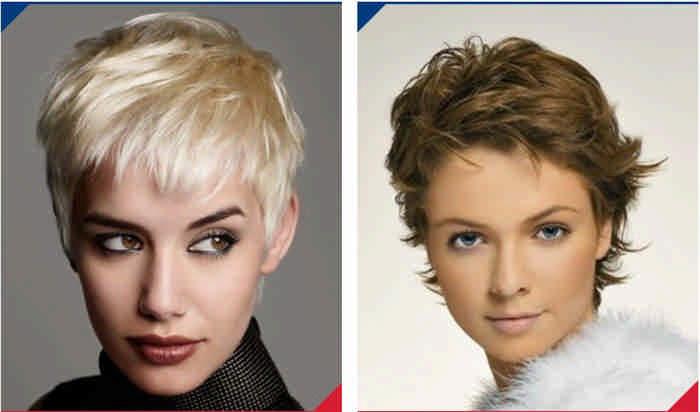 Как подобрать идеальную стрижку на короткие волосы по форме лица