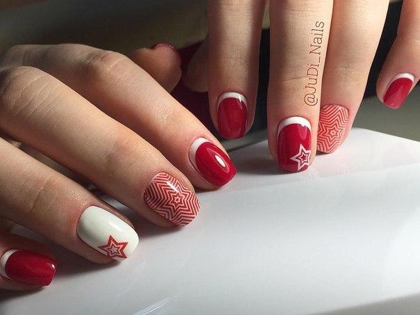 Идеи для Новогоднего маникюра. Роскошные пальчики- шикарное настроение!