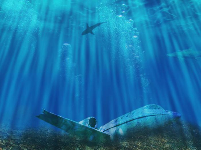 Ученые раскрыли тайну Бермудского треугольника