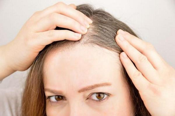 Как избавиться от седины в домашних условиях без окрашивания волос