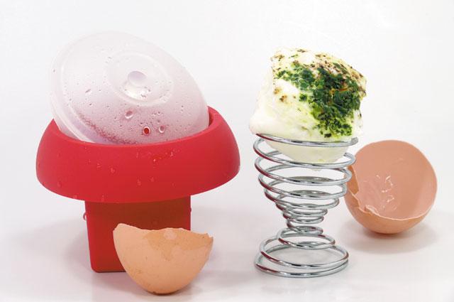 Куриные гаджеты. Что поможет приготовить идеальное яйцо?