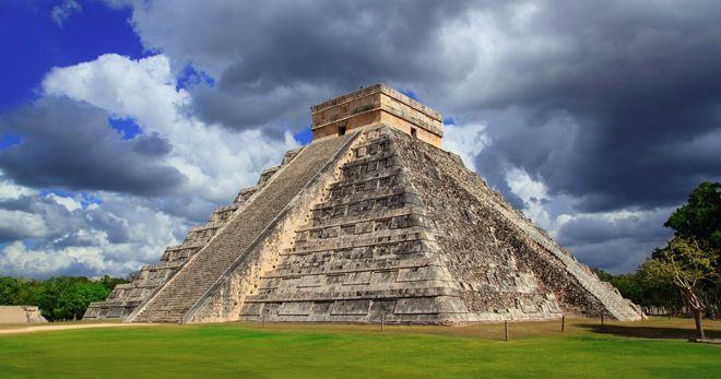 Шокирующее открытие: ученые обнародовали тайное предназначение пирамид Майя!