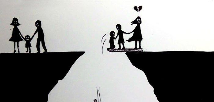 Суть развода в 7 картинках. Посмотрите, возможно они подскажут вам правильное решение