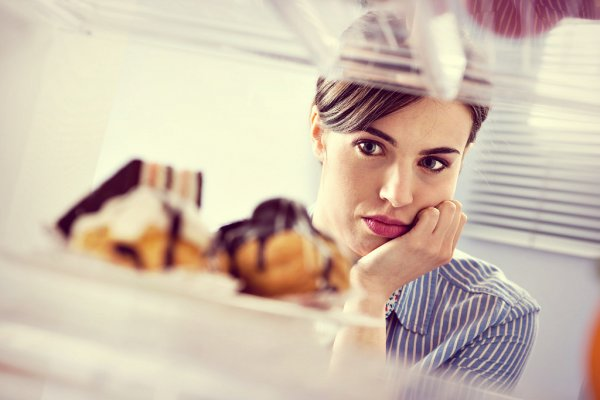 Уменьшайте аппетит! Начинайте худеть!