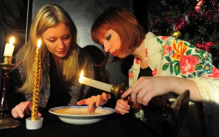 Старые славянские Гадания на Старый Новый год