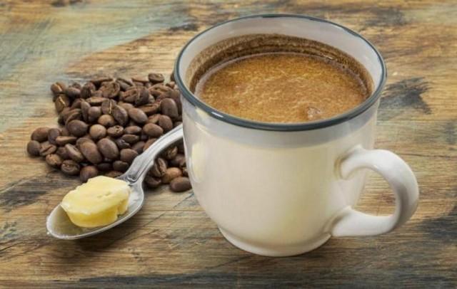 Новый природный энерджайзер- кофе с маслом