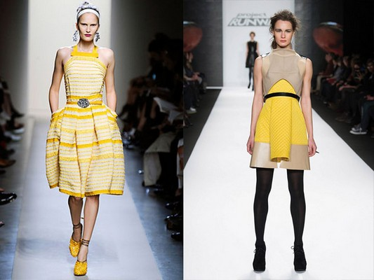Как и в чем нужно встречать 2018 год - цвет и модные тенденции новогодних платьев