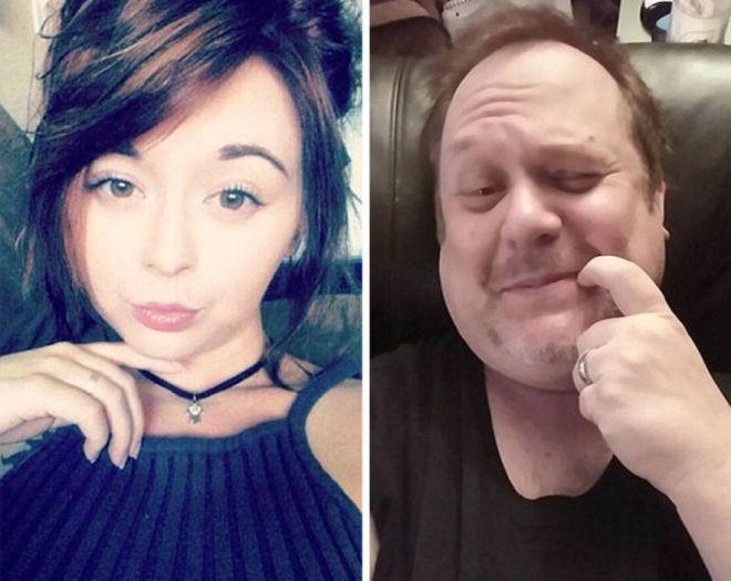 Папа копирует Instagram дочери и уже насобирал вдвое больше подписчиков!