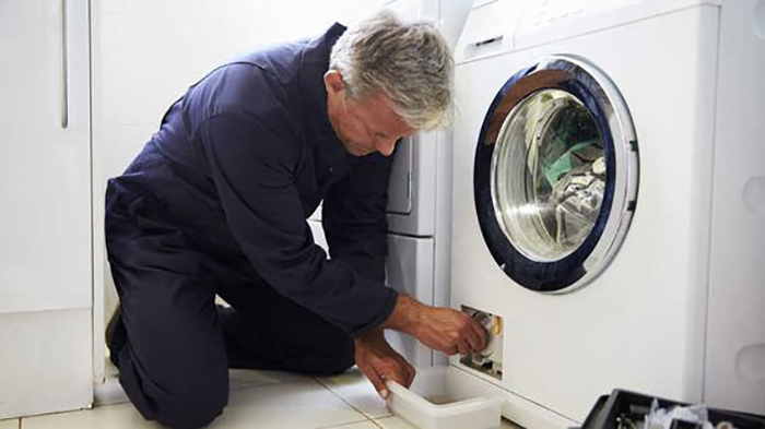 Благодаря этим 5 трюкам твоя стиральная машинка всегда будет чистой и сияющей