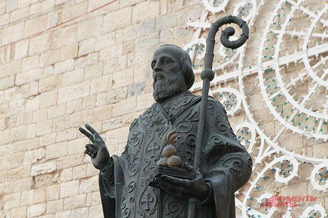 Чудо святого Николая. 128 дней простояла окаменевшая Зоя без еды и воды