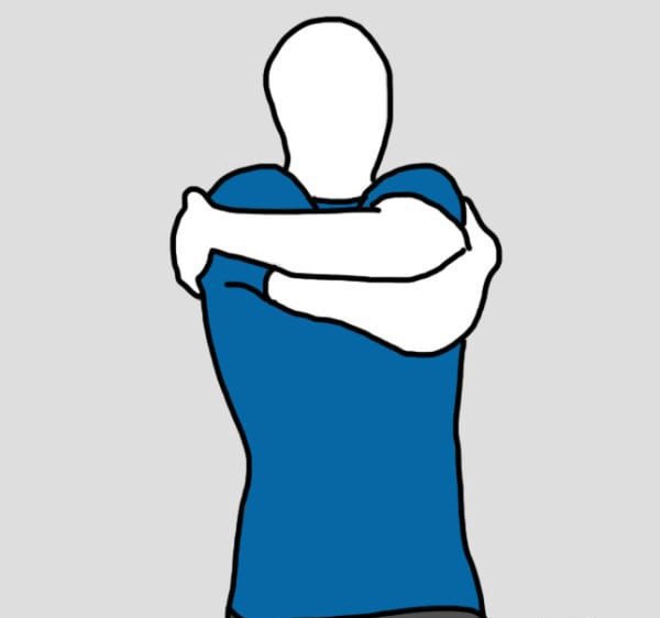 Простые упражнения на рабочем месте для снятия болевых ощущений