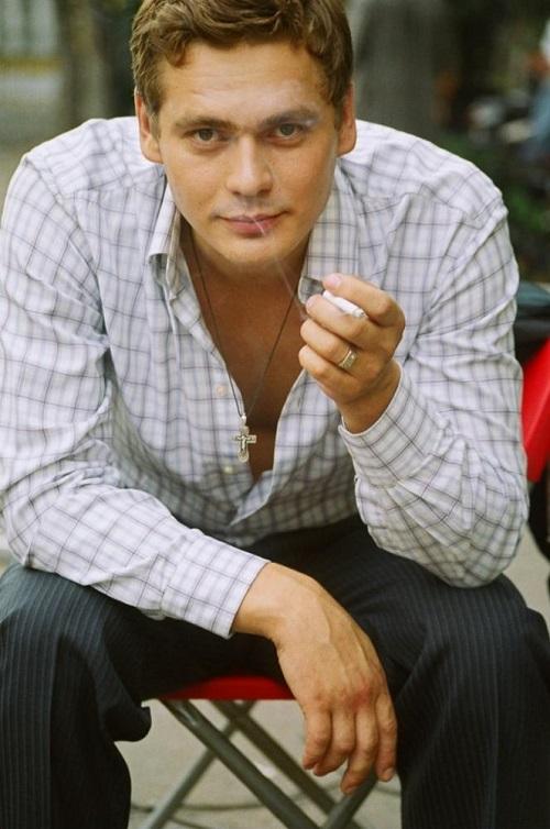 Самые красивые актеры российского кино. 41 фото