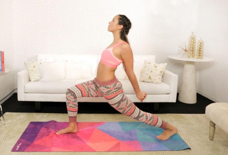 Эти упражнения помогут вам справиться с обвисшим животом и лишним жиром на талии