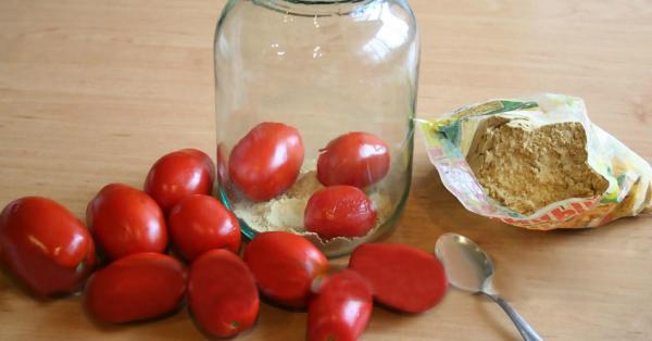 Как сохранить помидоры свежими до Нового года: простой, но действенный способ!