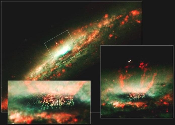 Специалисты НАСА назвали обнаруженный объект Обителью Бога
