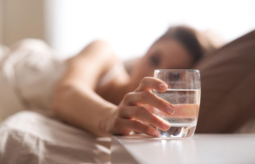 Пейте воду на голодный желудок и это случится с Вами…