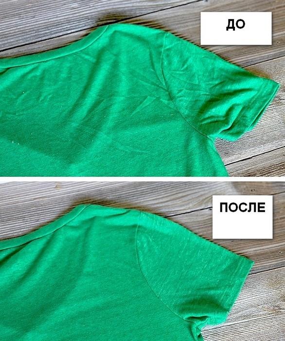 Как погладить одежду без утюга? Делаем простой и надежный спрей!