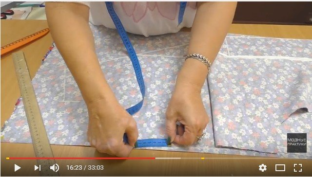 Как сшить халат без выкройки своими руками